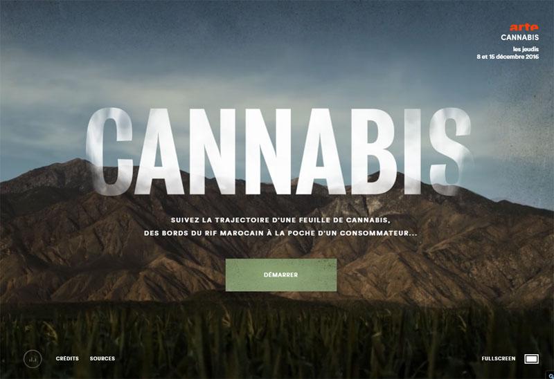 Série Cannabis Arte